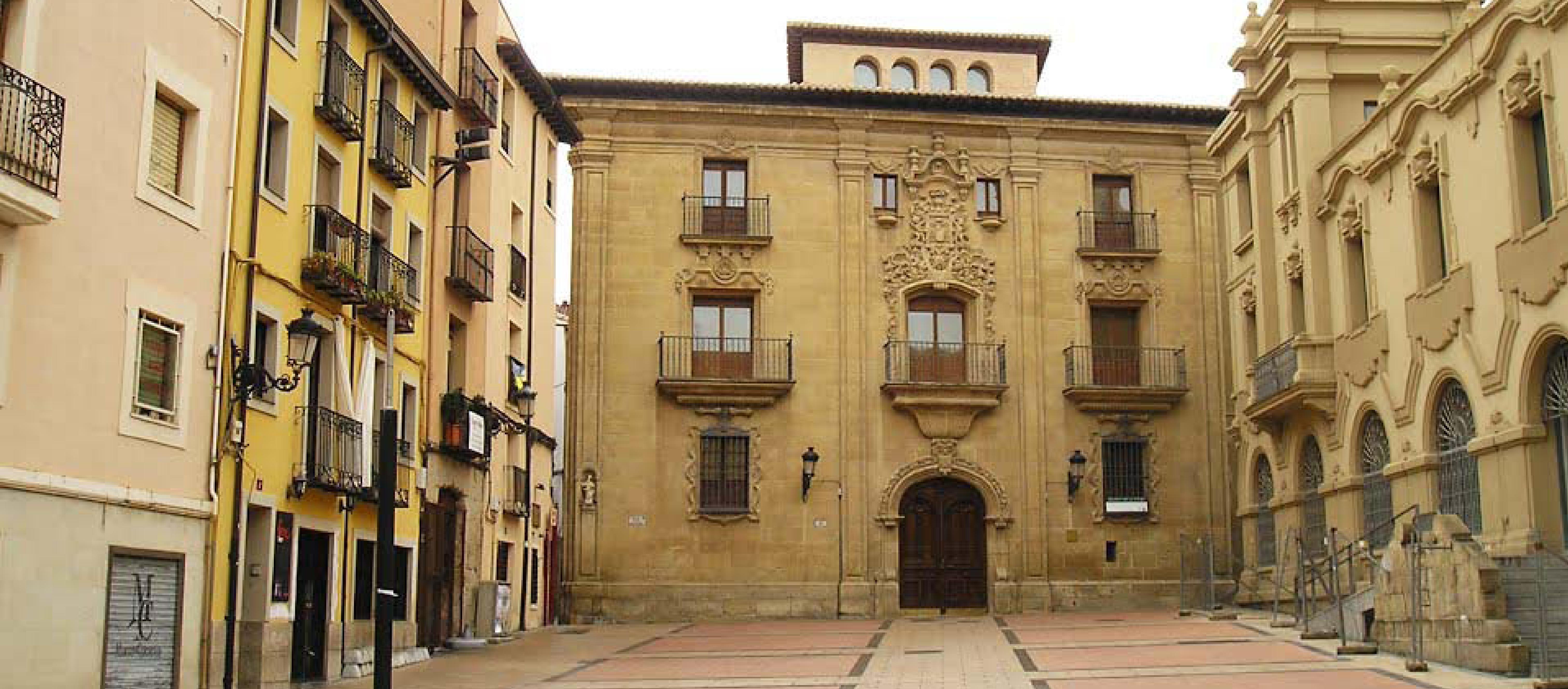 Biblioteca del Museo de La Rioja  BIBLIOTECA de LA RIOJA